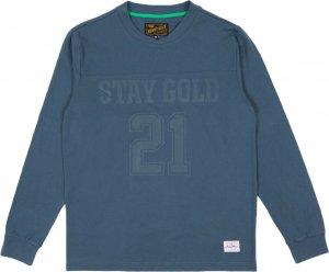 Benny Gold Premium Field Goal Long Sleeve Tee -ネイビー