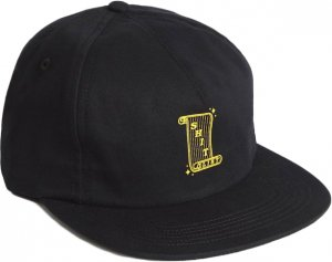 Good Worth & Co Shit List 5 Panel -ブラック