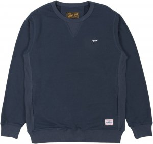 Benny Gold Warm Up Athletic Crewneck -ネイビー