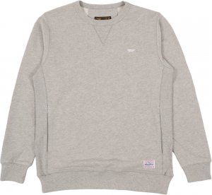 Benny Gold Warm Up Athletic Crewneck -グレー
