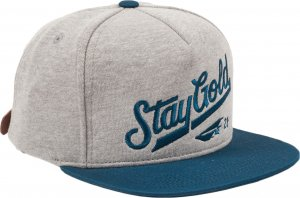 Benny Gold All Star Fleece Strapback Hat -ヘザー