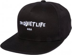 The Quiet Life Marx Snapback -ブラック