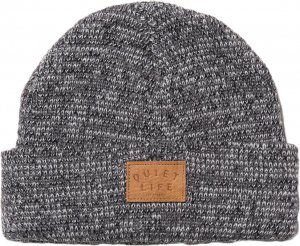 The Quiet Life Original Marled Beanie -ブラック