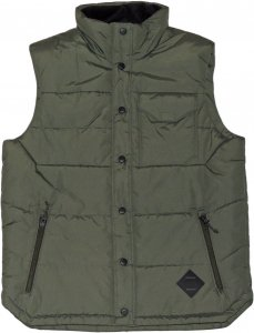 The North Face Patricks Pt Vest -アイビーグリーン