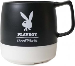 GOOD WORTH & CO. x Playboy Dinex Mug
