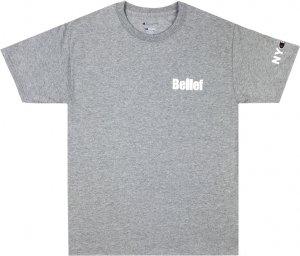 Belief NYC World Trade Champion™️ Tee -ヘザーグレー