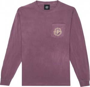 <img class='new_mark_img1' src='https://img.shop-pro.jp/img/new/icons20.gif' style='border:none;display:inline;margin:0px;padding:0px;width:auto;' />Belief NYC Atlantic Long Sleeve Tee -ベリー