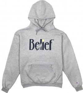 Belief NYC Midnight Champion™️ Hoody -スティールグレー