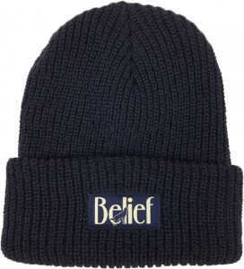 Belief NYC Midnight Beanie -ネイビー