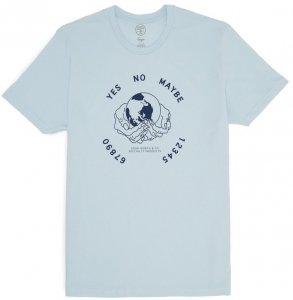 Good Worth & Co Ouija Tee -ライトブルー