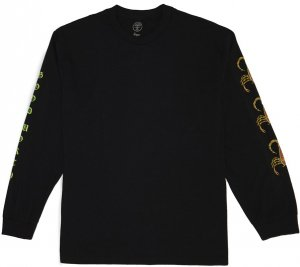 Good Worth & Co Scorpion Long Sleeve Tee -ブラック