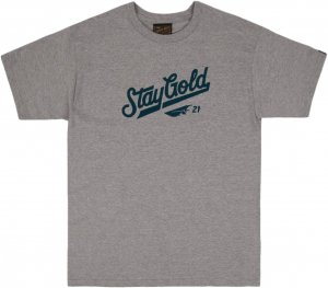 <img class='new_mark_img1' src='https://img.shop-pro.jp/img/new/icons20.gif' style='border:none;display:inline;margin:0px;padding:0px;width:auto;' />Benny Gold All Star Tee -グレー