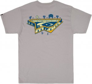 Benny Gold Stadium Tee -グレー