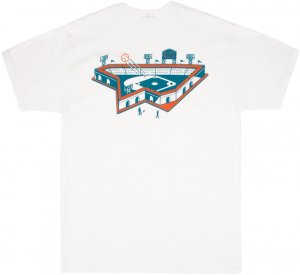 Benny Gold Stadium Tee -ホワイト