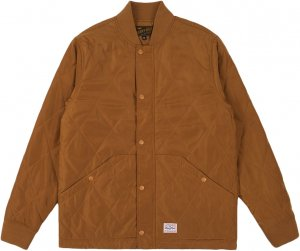 <img class='new_mark_img1' src='https://img.shop-pro.jp/img/new/icons20.gif' style='border:none;display:inline;margin:0px;padding:0px;width:auto;' />Benny Gold Park Quilted Jacket -コッパー