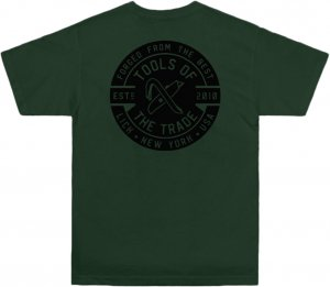 LICK NYC Tools Of The Trade Tee -フォレスト