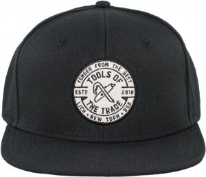 LICK NYC Tools Of The Trade Snapback -ブラック