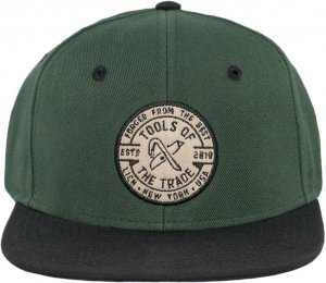 LICK NYC Tools Of The Trade Snapback -フォレスト