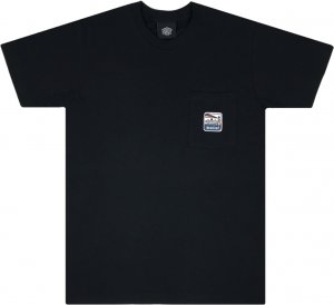 Belife NYC Atlantic Pocket Tee -ブラック