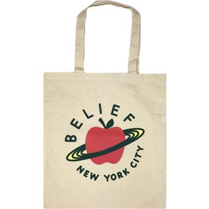 Belief NYC City Space Tote -ナチュラル