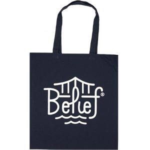 Belief NYC Triboro Tote -ネイビー