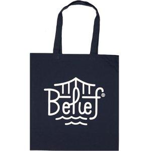 Belief NYC Triboro Tote -ネイビー