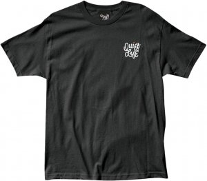 The Quiet Life Aussie Script Tee -ブラック