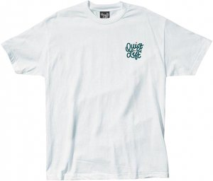 The Quiet Life Aussie Script Tee -ホワイト
