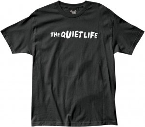 The Quiet Life Marx Tee -ブラック