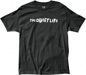 The Quiet Life Marx Tee -ブラック