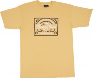 Benny Gold Antiwork Label Tee -スクゥアシュ