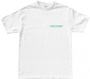 Good Worth & Co International Tee -ホワイト
