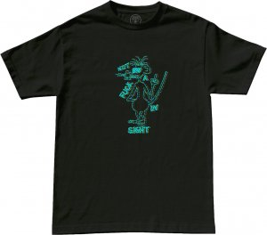 Good Worth & Co Not A Fuck Tee -ブラック