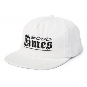 The Quiet Life Good Times Relaxed Snapback -ナチュラル