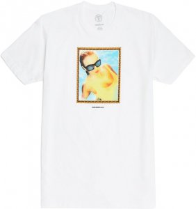 Good Worth & Co Traci Tee -ホワイト