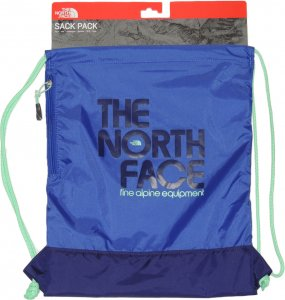 The North Face Nylon Sackpack -ブルー