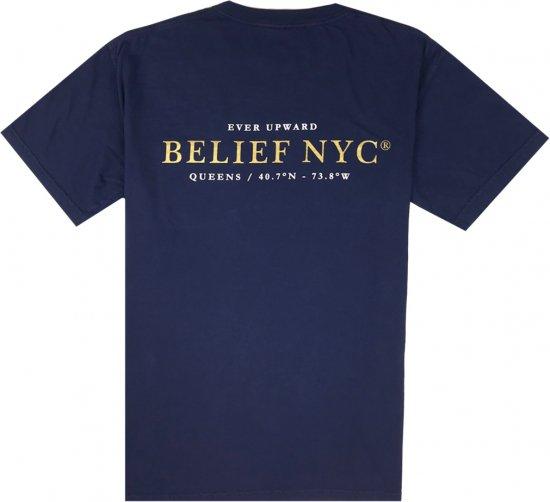 Belief NYC Compass Pocket Tee ...