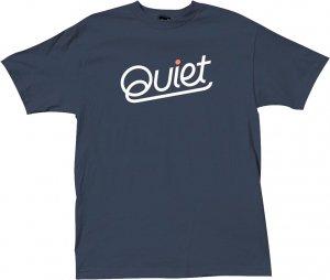 The Quiet Life Quiet Tee -ネイビー