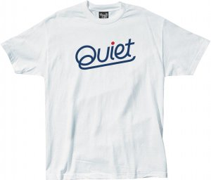 <img class='new_mark_img1' src='https://img.shop-pro.jp/img/new/icons20.gif' style='border:none;display:inline;margin:0px;padding:0px;width:auto;' />The Quiet Life Quiet Tee -ホワイト