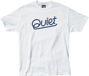 The Quiet Life Quiet Tee -ホワイト