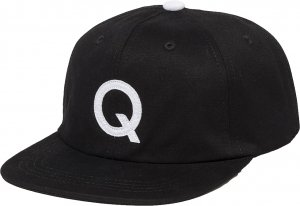 The Quiet Life League Polo Hat -ブラック