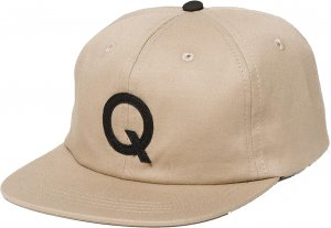 <img class='new_mark_img1' src='//img.shop-pro.jp/img/new/icons5.gif' style='border:none;display:inline;margin:0px;padding:0px;width:auto;' />The Quiet Life League Polo Hat -タン