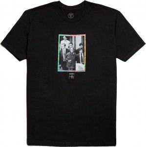 Good Worth & Co Escort Tee -ブラック