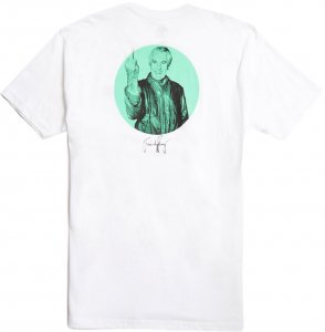 Good Worth & Co High Good Bye Tee -ホワイト