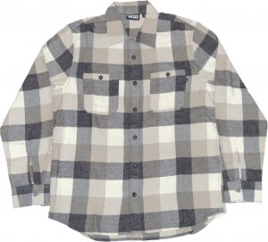 VANS Check Flannel Shirt -ブラック
