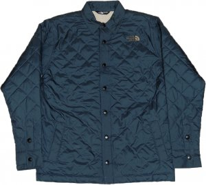 <img class='new_mark_img1' src='https://img.shop-pro.jp/img/new/icons20.gif' style='border:none;display:inline;margin:0px;padding:0px;width:auto;' />The North Face Quilting Jacket -ブルー