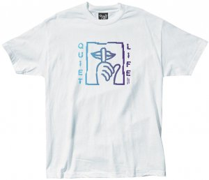 The Quiet Life Shatter Tee -ホワイト