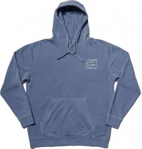 <img class='new_mark_img1' src='https://img.shop-pro.jp/img/new/icons20.gif' style='border:none;display:inline;margin:0px;padding:0px;width:auto;' />The Quiet Life Metal Pigment Dyed Pullover Hood -スレート