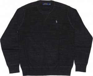 Polo Ralph Lauren Cotton Knit -ブラック