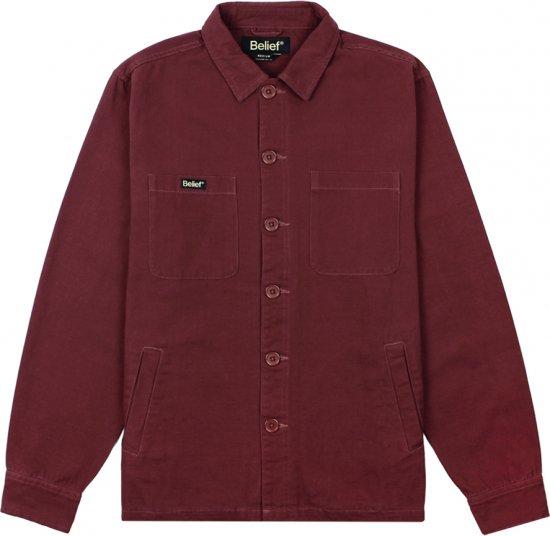 belief nyc westchester work coat ブリック crooze clothing
